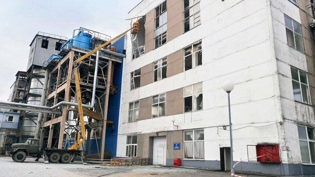 Милиция задержала подозреваемых по делу о взрыве на Скидельском сахарном комбинате