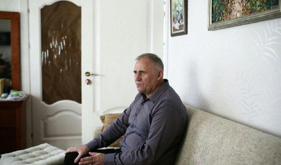 Николая Статкевича отпустили из КГБ