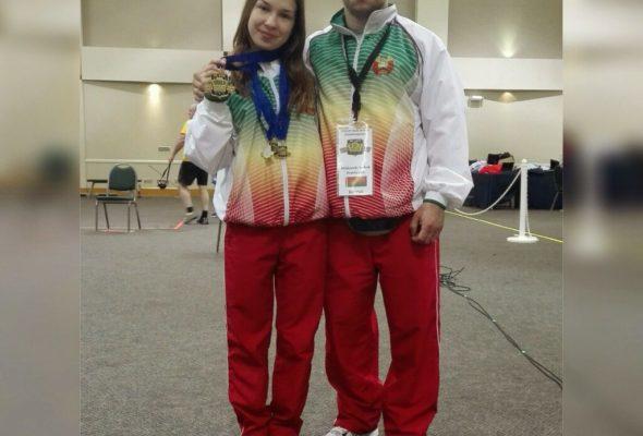 Татьяна Домашина завоевала серебро чемпионата Европы по пауэрлифтингу