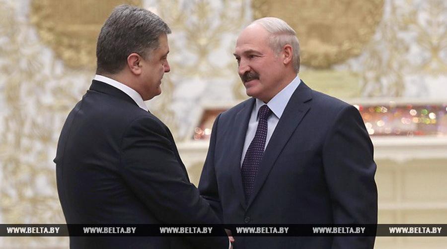 Президенты Беларуси и Украины 26 апреля посетят ЧАЭС