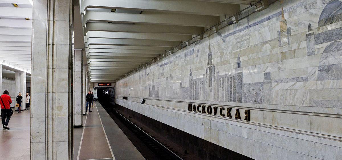 В Минском метро задержали пассажира за шутку о бомбе