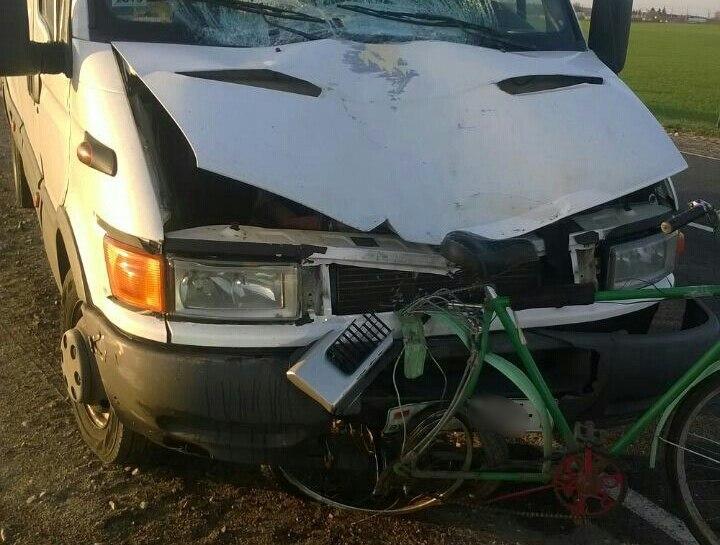 Под Жабинкой водитель уснул за рулем и насмерть сбил велосипедиста