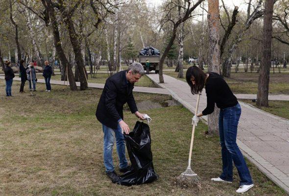 В Барановичах 22 апреля пройдет республиканский субботник