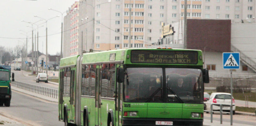 Как будут курсировать городские автобусы на Пасху, Радоницу и День Победы