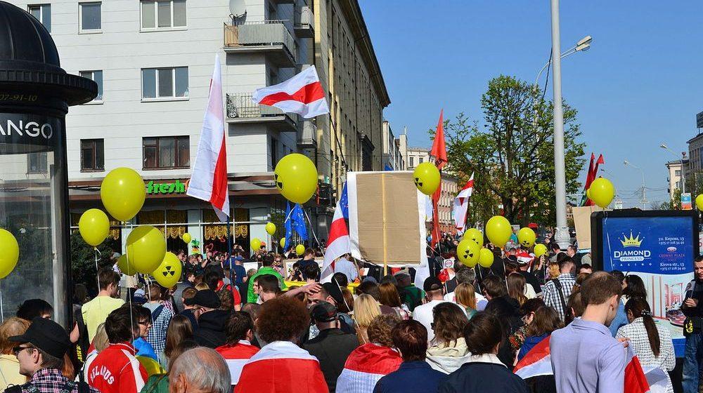 Барановичские активисты хотят провести пикеты и шествия на годовщину аварии на ЧАЭС и на 1 мая