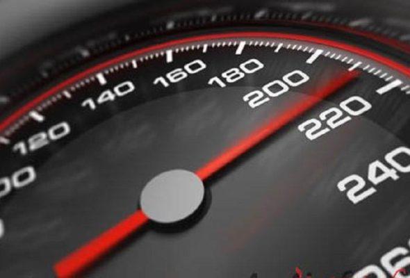 В Барановичском районе на трассе М1 задержали водителя, который превысил скорость на 67 км/ч