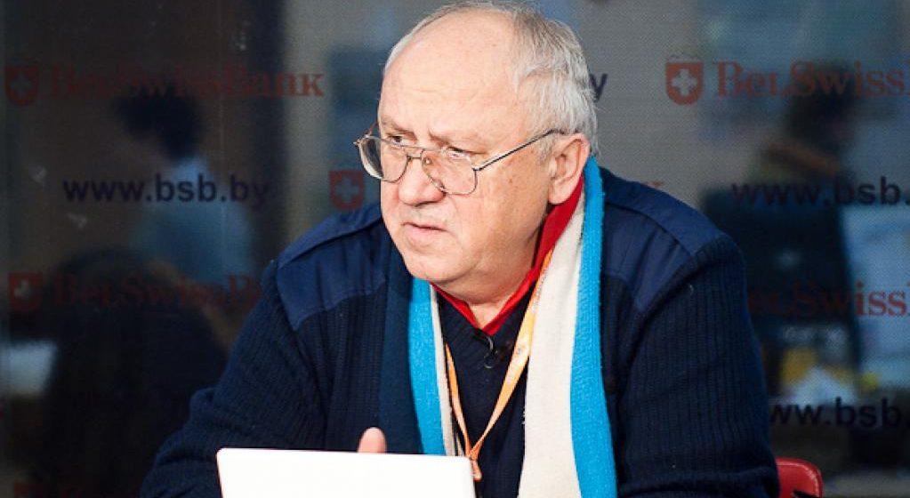 Известный экономист Леонид Заико один воспитывает сына с 9-летнего возраста