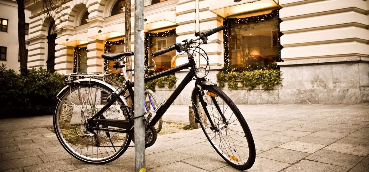 Карту для велолюбителей создали в Барановичах