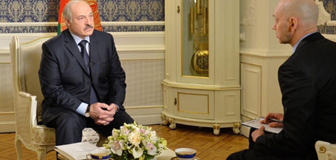 Лукашенко: «Ну что такое споры по нефти и газу, когда у тебя под носом происходит теракт»?