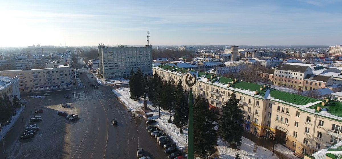 Барановичские власти: Комплексный план – лучшее, что случилось с городом за последние годы. Это тот самый план, выполнение которого критиковал помощник президента
