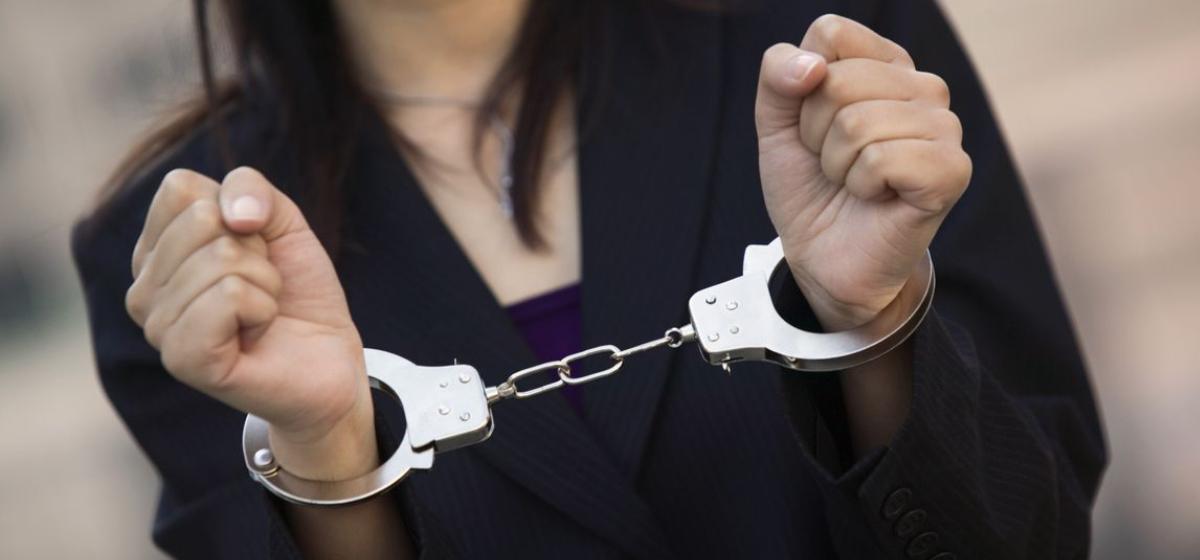 На какие преступления идут женщины в Барановичах