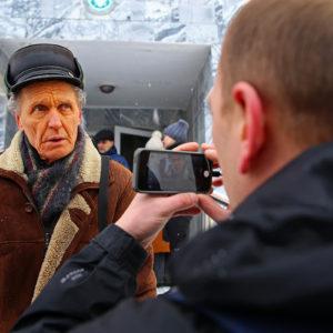 Барановичский горисполком не разрешил Черноусу провести народное собрание