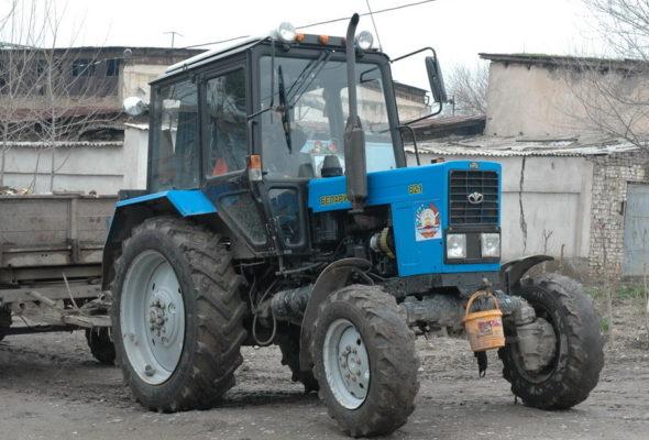 В Верхнедвинском районе пьяный «Ромео» угнал трактор, чтобы признаться в любви своей сожительнице