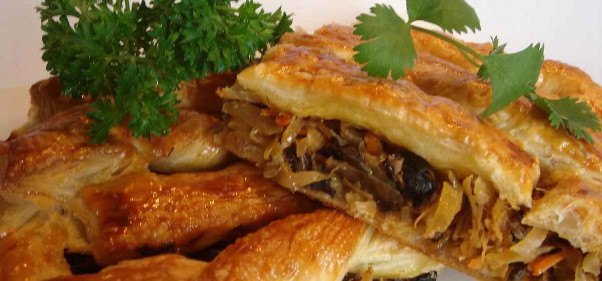 Рецепты пирогов с начинками