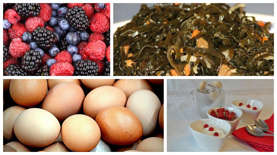Медики выяснили, какие пять продуктов полезны для щитовидной железы