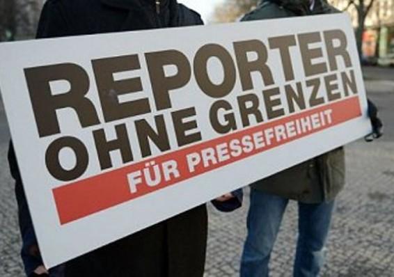 В рейтинге свободы прессы Беларусь по-прежнему между Свазилендом и ДР Конго