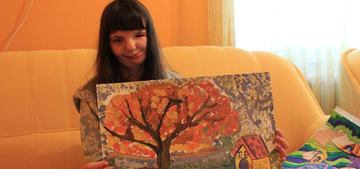 11-летней Даше из Барановичей нужна ваша помощь