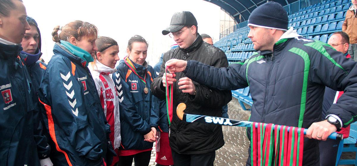 В Барановичах завершился розыгрыш Кубка Содружества по хоккею на траве