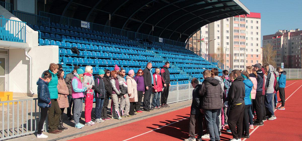 В Барановичах состоялся легкоатлетический турнир памяти Артура Бакланова