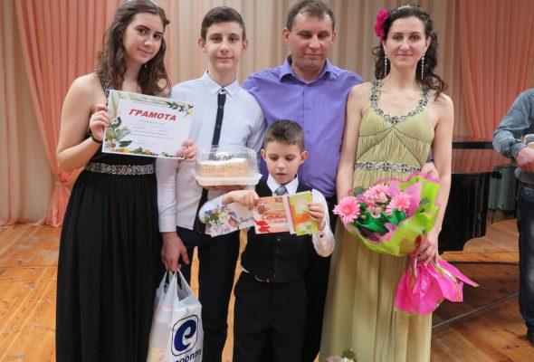 В Барановичах выбрали лучшую многодетную семью