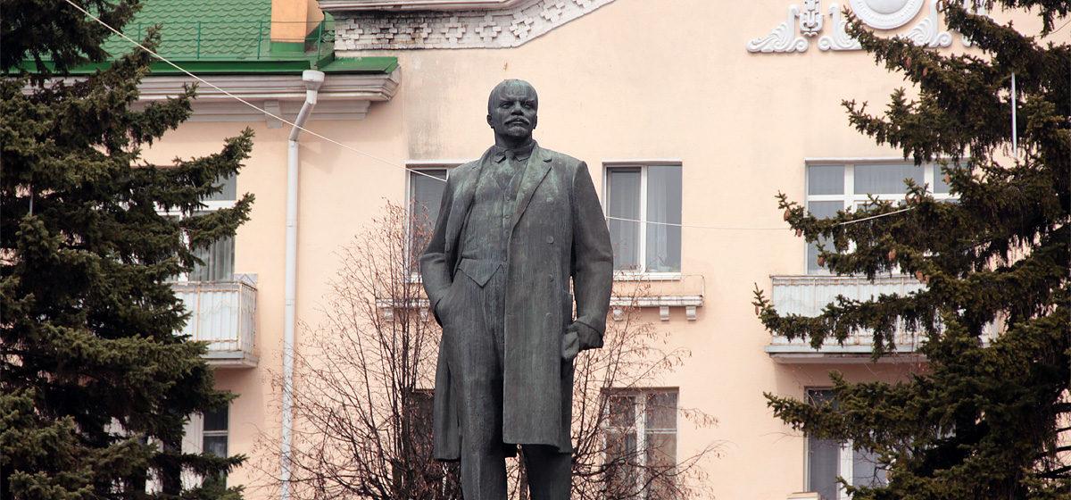Видеоопрос: Нужен ли Барановичам памятник Ленину?