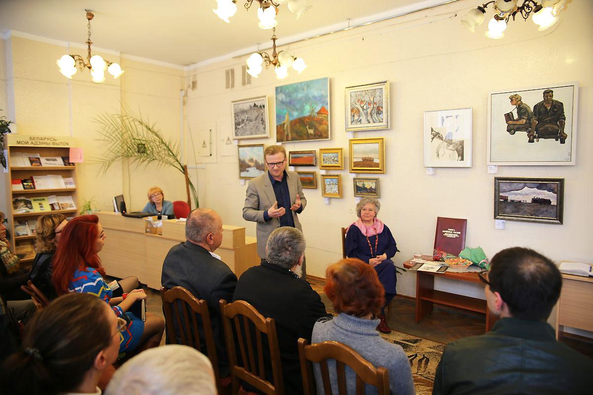 Анатолий Лабковский вспомнил годы работы с Владимиром Ромейко.