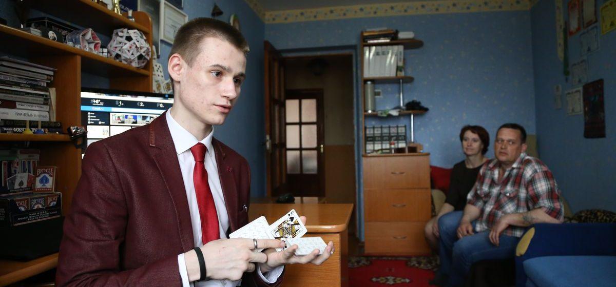 Барановичский фокусник-иллюзионист: «Детей сложнее удивить, чем взрослых»