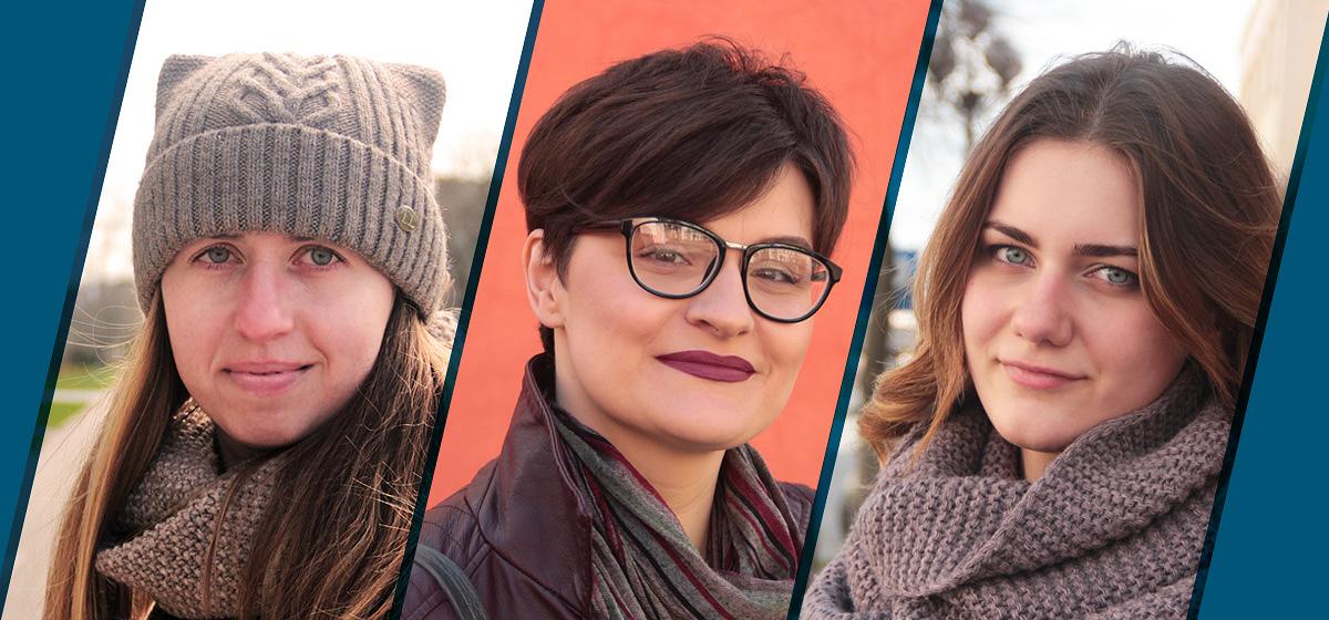 Модные Барановичи: учитель иностранных языков, мастер-бровист и студентка