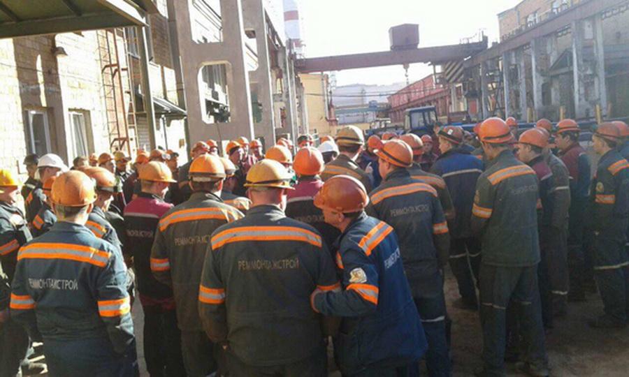 На «Беларуськалии» из-за снижения зарплат прошла стихийная забастовка