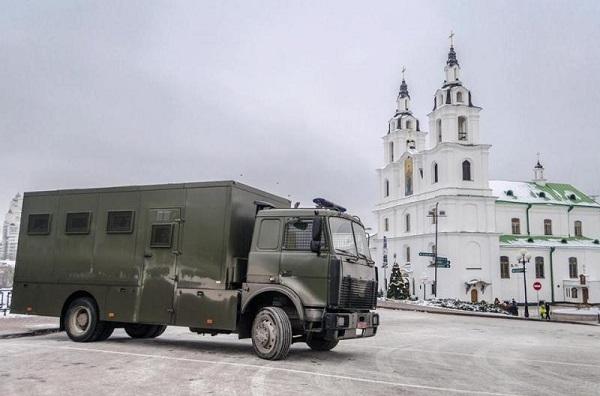 Беларусь попала в топ стран с высоким уровнем ограничения религии