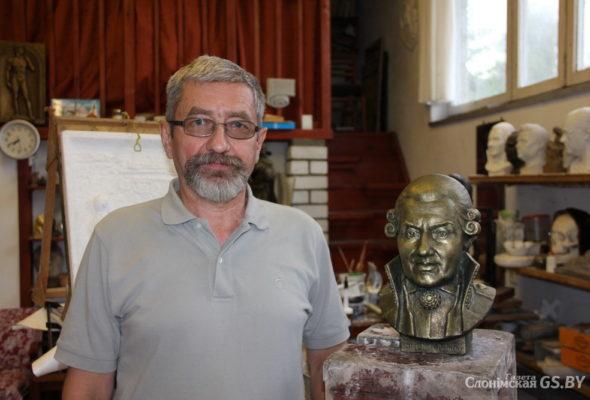 В Слониме убили известного скульптора и его жену
