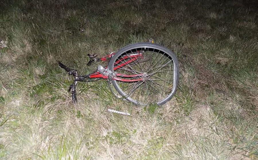 В Дрогичинском районе водитель «Ауди 80» насмерть сбил 20-летнего велосипедиста