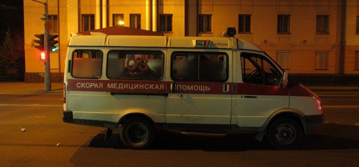 В Гродно скорая с тяжелобольным пациентом насмерть сбила девушку
