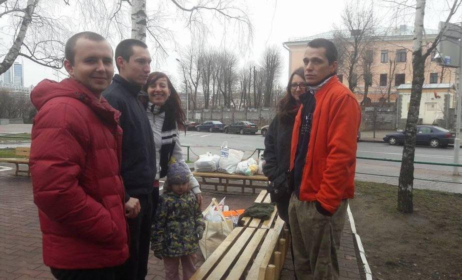 Четверых активистов «Молодого фронта» выпустили из СИЗО