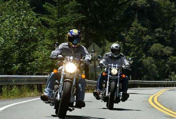 Сотрудники Ляховичской ГАИ проконтролируют поведение мотоциклистов и велосипедистов на дороге