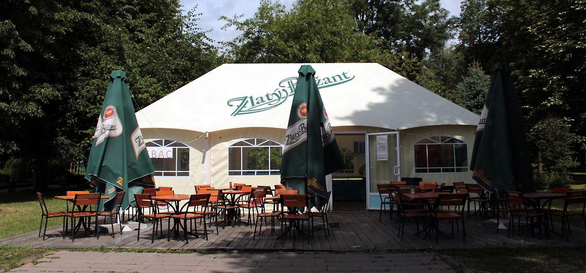 В Барановичах появятся три новых летних кафе