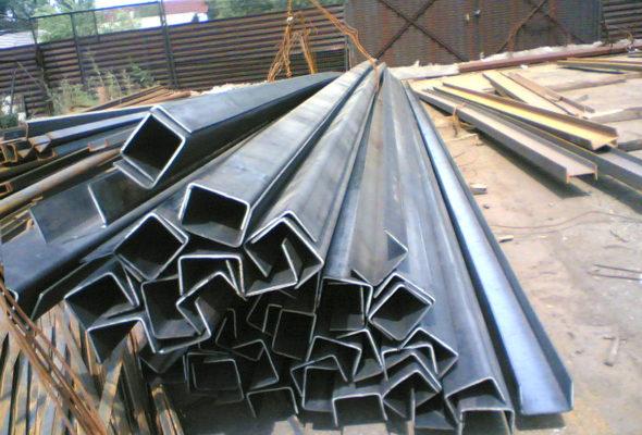 Область применения стального швеллера и равнополочного уголка