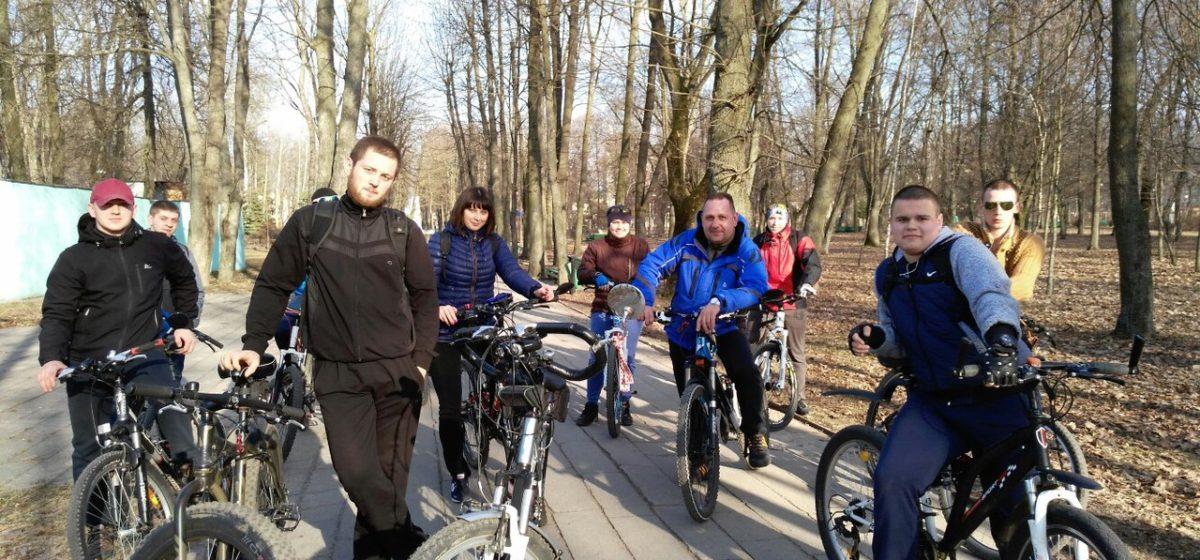 Пустят ли в Барановичах велосипедистов на проезжую часть?