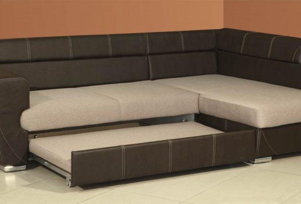 Мягкая мебель удобна и красива