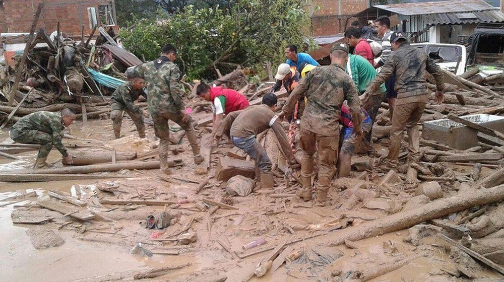 Наводнение в Колумбии: погибли больше 200 человек