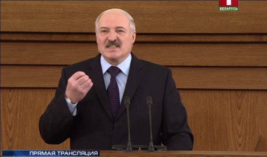 Коротко. О чем говорил Александр Лукашенко в послании к депутатам и народу Беларуси