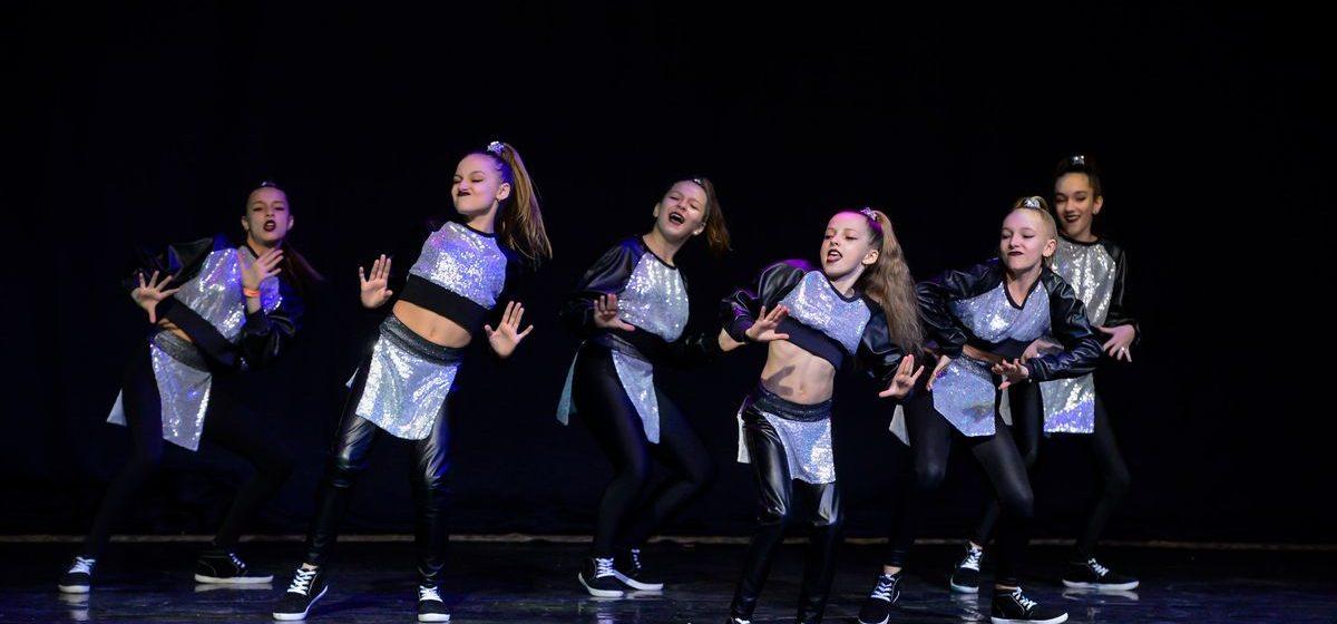 Барановичские танцоры выступили на международном фестивале Dance of Europe