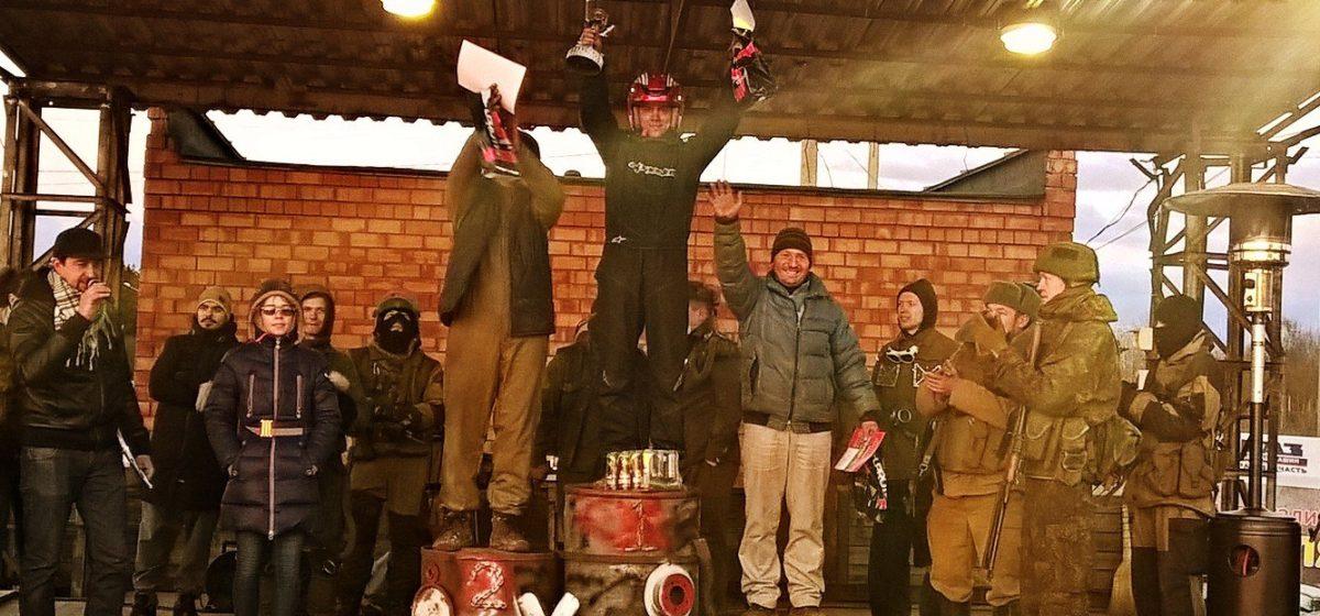 В «Битве машин-3» участники из Барановичей заняли весь пьедестал в классе Unlim