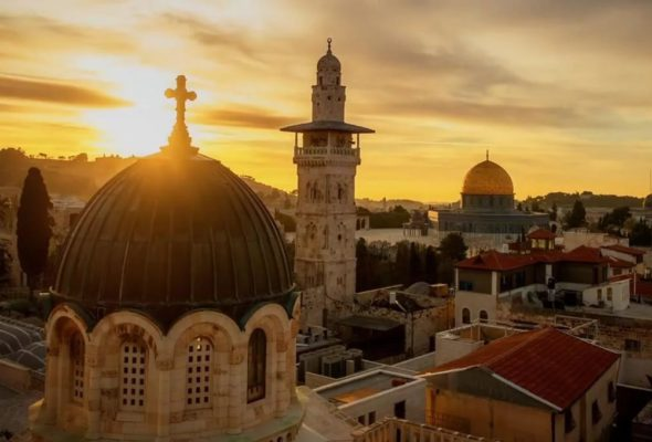 Иерусалим – центр паломничества