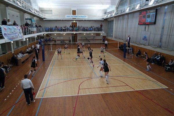 Волейболистки «Атланта» поборются за бронзу чемпионата Беларуси