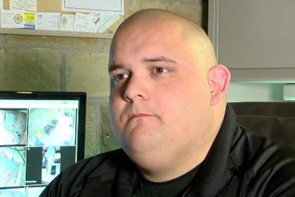 Американский полицейский оштрафовал сам себя на 300 долларов за превышение скорости
