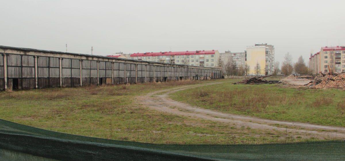 Строительный гипермаркет в Барановичах начнут строить летом
