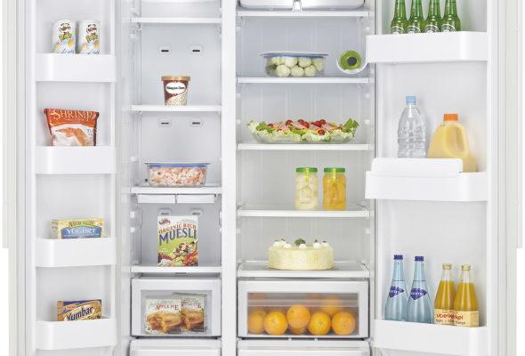 Рейтинг двухдверных холодильников