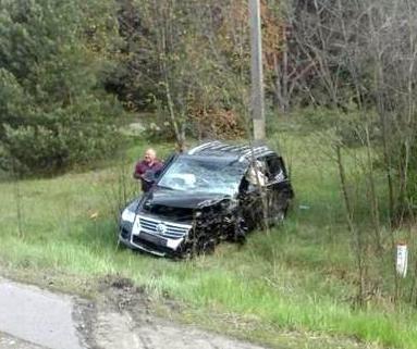 Житель Барановичского района на легковушке лоб в лоб врезался в «МАЗ»