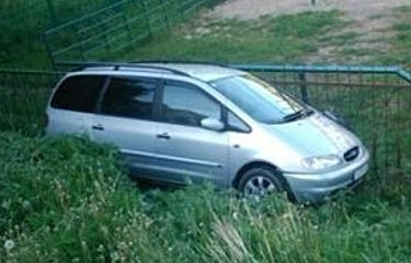 В Гродно машина без водителя сбила пенсионерку